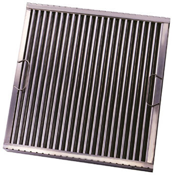 K tech hoods for Commercial kitchen grease filters